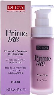 PUPA Milano Prime Me Corrective Face Primer - 004 Lilac For Women 1 oz Primer