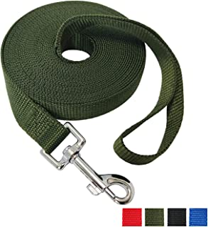 Best long strong dog leash Reviews
