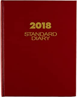 AT-A-GLANCE Standard Diary, January 2018 - December 2018, 7-1/2