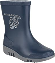 Dunlop Mini Childrens Unisex Elephant Wellington Boots