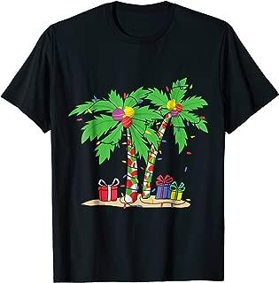 Best palm tree christmas shirt Reviews