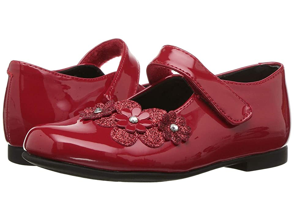 Rachel Kids Lil Vanna (Toddler) (Red Patent) Girl
