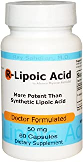 Advance Physician Formulas R-Lipoic Acid 50 mg 60 Capsules