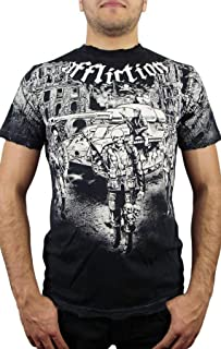 Affliction Ghost Army Short Sleeve T-Shirt