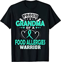 Best food allergy shirt Reviews