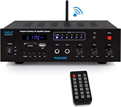 Wireless Bluetooth Karaoke Amplifier Home Car Bus Tours 300 Watts 2 Channel Digital Home..