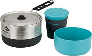 Sea to Summit Sigma Stainless Steel Camping Cook Set