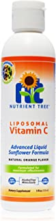 Sponsored Ad - Nutrient Tree Liposomal Vitamin C | Alcohol Free | Non-Soy | Non-GMO | Made in USA