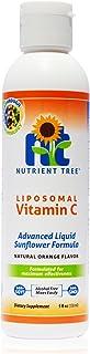 Nutrient Tree Liposomal Vitamin C | Alcohol Free | Non-Soy | Non-GMO | Made in USA