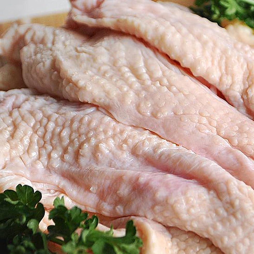 シャットスモッグあなたは鳥肉 鶏肉 皮 【 国産鶏肉 】 コラーゲン 豊富 梅酢 和歌山県産 産地直送 紀州 (銘柄 鶏) 300g 【 冷蔵 】