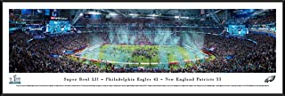 Super Bowl 2018 Champions, Philadelphia Eagles - NFL Posters, Framed Pictures and Wall Decor by Blakeway Panoramas
