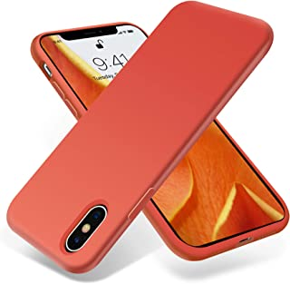 brand new fd687 10245 Amazon.com: iPhone X - Orange / Basic Cases / Cases, Holsters ...