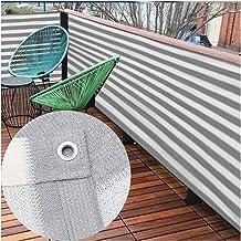 HDPE Decoratief Hek Privacyscherm Tuin Windscherm Omheining Privacyscherm Roestvrijstalen Perforaties, Eenvoudig Te Instal...