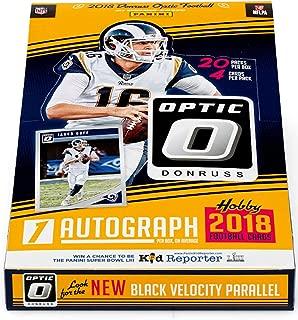 2018 Panini Donruss Optic NFL Football HOBBY box (20 pk)