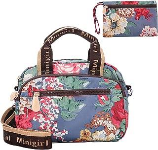 Crossbody Handbag for Women, Nylon Lightweight Water-resistant Shoulder Bag, Sport Travel Beach Shopping Tote Bag With Wallet