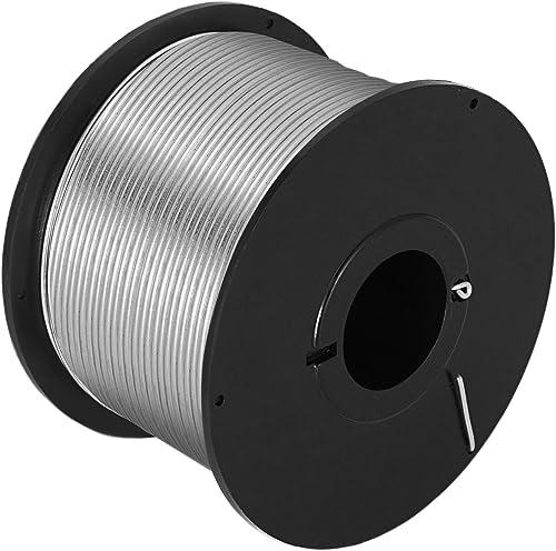 popular Mophorn Rebar 2021 Tie Wire Coil 45 Rolls, Rebar Tie Tool 0.8mm Diameter, Rebar Tying new arrival Wire 110m Length, Rebar Wire for Automatic Rebar Tying Machine Supplies sale