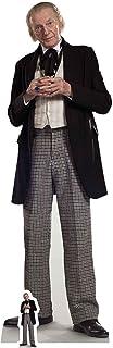 STAR CUTOUTS SC1116 El Primer Doctor Who Lifesize - Recorte de cartón con diseño de David Bradley, Multicolor