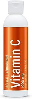 Liposomal Liquid Vitamin C Non-GMO - Ascorbic Acid Antioxidants Supplement, Immunity Booster with Sunflower Lecithin for C...