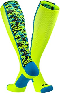 Sports Elite Digital Camo Over The Calf Performance Socks