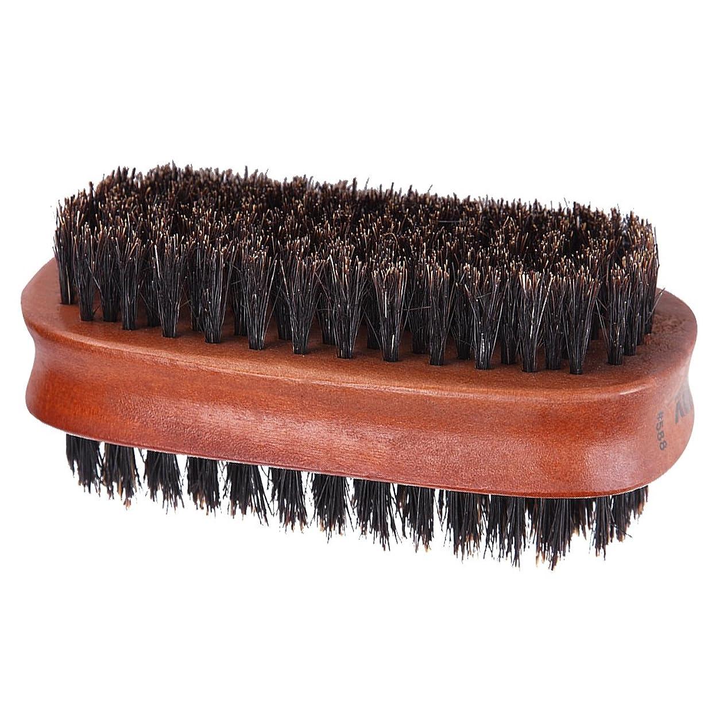 エージェント人物短くするKesoto ヘアブラシ 両面ブラシ 理髪店 美容院  ソフトブラシ ヘアカッター ダスターブラシ