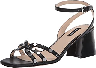 NINE WEST Women's Wngale Heeled Sandal