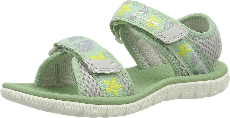 Clarks Unisex-Child Sandal