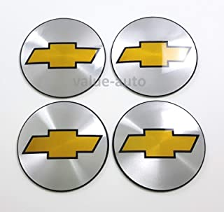 RENGVO Pack of 4 65mm Hub Cap Stickers For AUDI A3 S4 RS5 RS7 R8 Q8 ETC Wheel Center Mag Rim Hubcap Emblem Logo Sticker PLEASE MEASURE Before Purchase for Best Fitment BLACK RED 2.55 inch