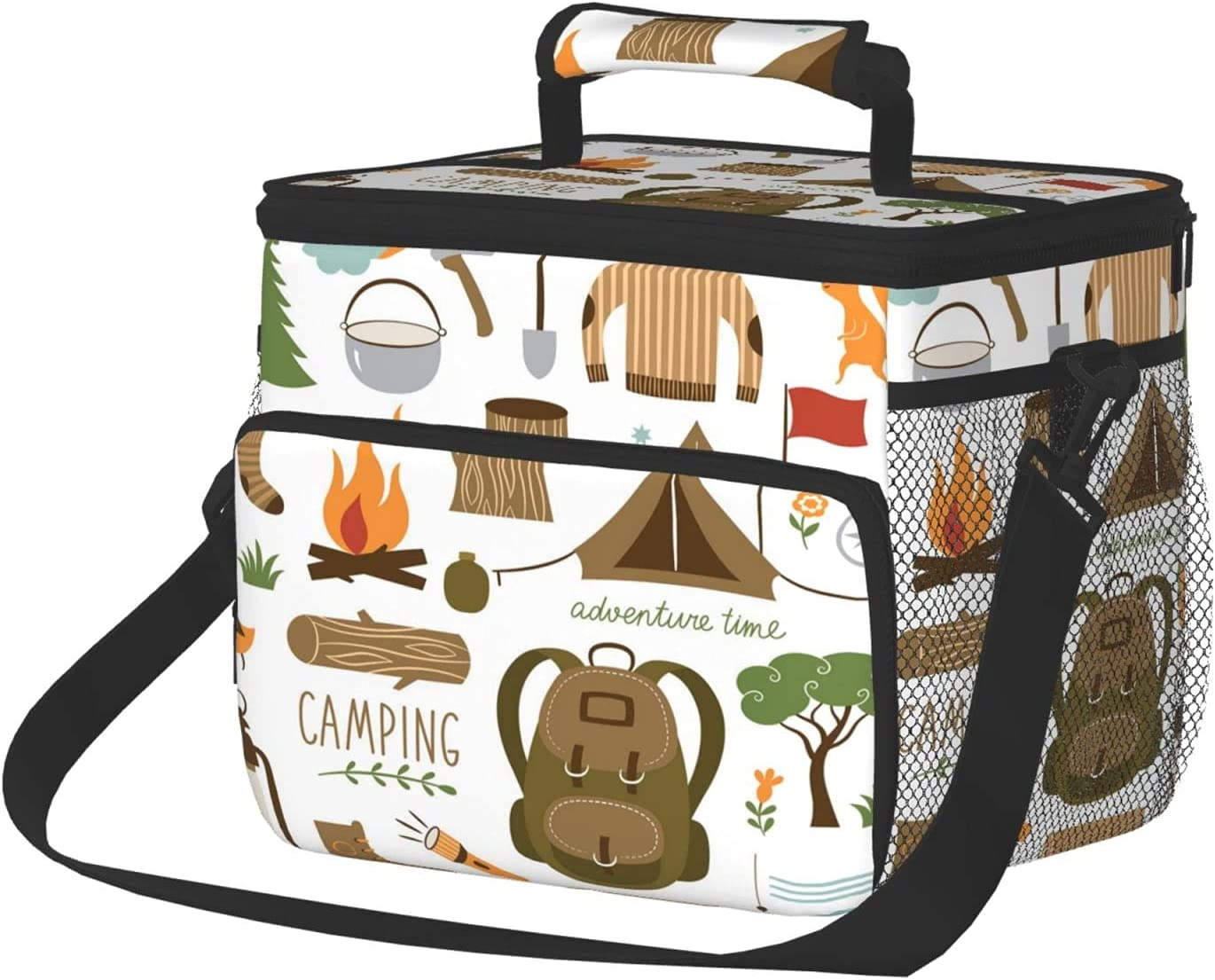Insulated Lunch Ranking TOP10 Box Reusable Tote Eq Large Bag Camping Superlatite