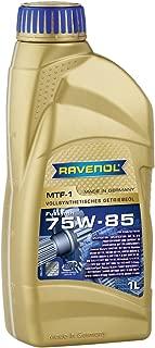 Ravenol J1C1000-001 SAE 75W-85 Manual Transmission Fluid - MTF-1 Full Synthetic API GL-4/GL-5 (1 Liter)