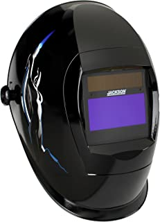 Jackson Safety SmarTIGer Variable Auto Darkening (ADF) Welding Helmet with Balder Technology (46139), W40, Torch Dancer, 1 / Order