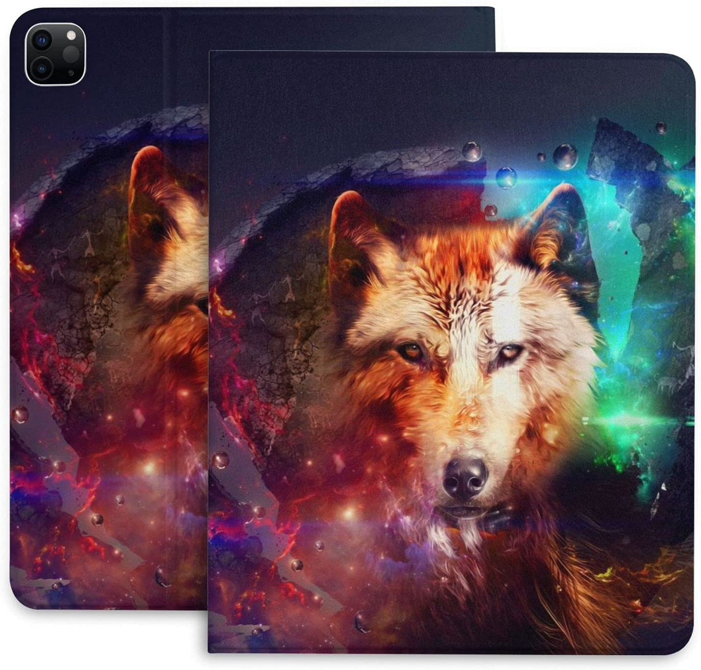 Amazing Galaxy Wolf Case for iPad in We OFFer at cheap prices 4th Gen 2020 12.9 Pro Award