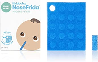 Baby Nasal Aspirator 20 Hygiene Filters for NoseFrida The Snotsucker by Frida Baby