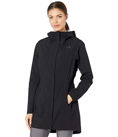 The North Face Allproof Stretch Parka (TNF Black/TNF Black) Women