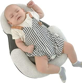 Heartbeat Cribs for Babies, Baby Mattress, Baby Crib Mattress Neonate Babies Head Support Pillow (Best Baby Mattress for Crib)