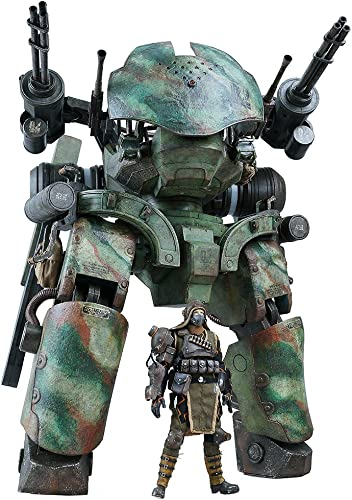 calidad oficial LOST PLANET 2 GTF-11 DRIO (1 12 12 12 scale ABS & PVC & POM-painted action figure) by threeA  caliente
