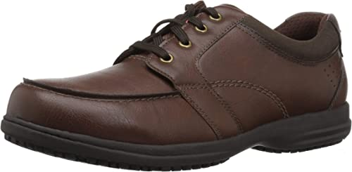 Nunn Bush Men's Stefan Food Service schuhe, braun, 10.5 W US