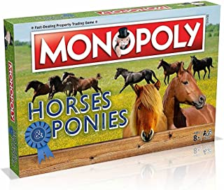 Monopoly - Horses And Ponies / Boardgames