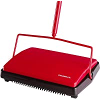 Casabella Carpet Sweeper 11-in Electrostatic Floor Cleaner