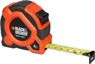 Black + Decker BDHT0-30092 Mètre enrouleur 5 m