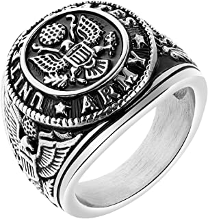 army veteran rings