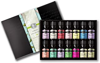 Spring Set of 14 Premium Grade Fragrance Oils - 10ml