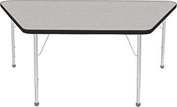 "product image for 30"" x 60"" Trapezoid Table"