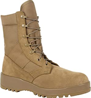 Best rocky hot weather combat boots Reviews
