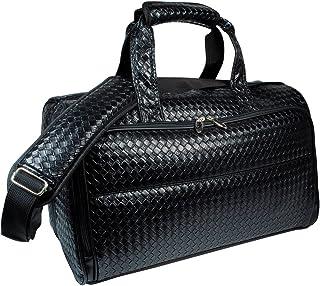 LEZAX波士顿包 东京益力多燕子 波士顿包 YSBB-7540 黑色