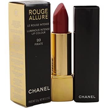 Chanel Rouge Allure Barra de labios #99-Pirate 3.5 gr