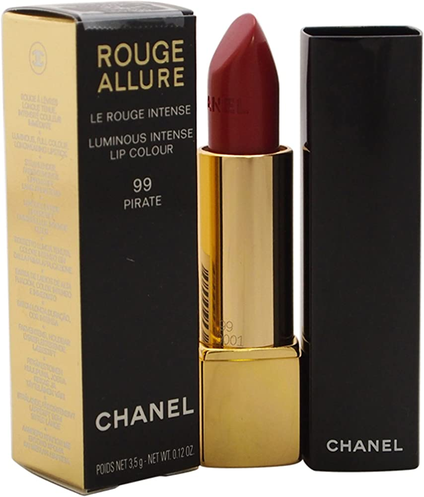 Chanel rouge allure, 99 pirate,rossetto per donna, 3.5 gr C-CH-455-Y1