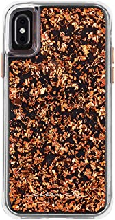 Case-Mate - iPhone XS Max Case - KARAT - iPhone 6.5 - Rose Gold