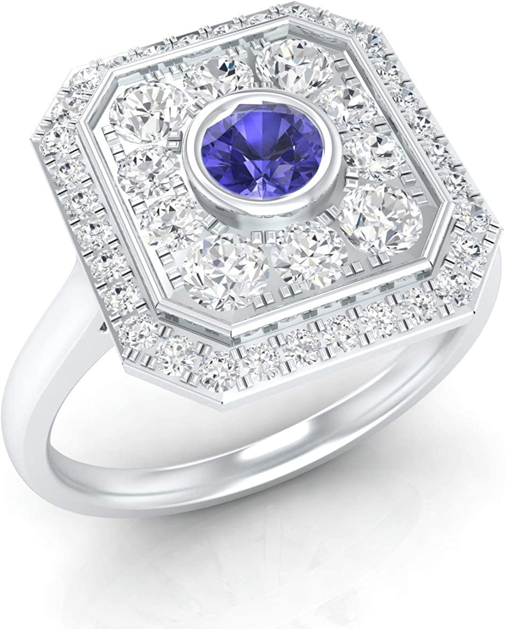 Diamondere Directly managed store Natural and Las Vegas Mall Certified Gemstone Diamond Engagement