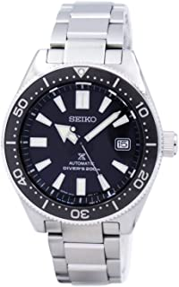 Seiko Prospex Reinterpretation 1965 Automatic Diver's 200m Curved Sapphire Sports Black Watch SPB051J1