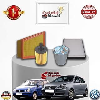 KIT TAGLIANDO 4 FILTRI VW FOX 1.4 55KW 75CV DAL 2005 />
